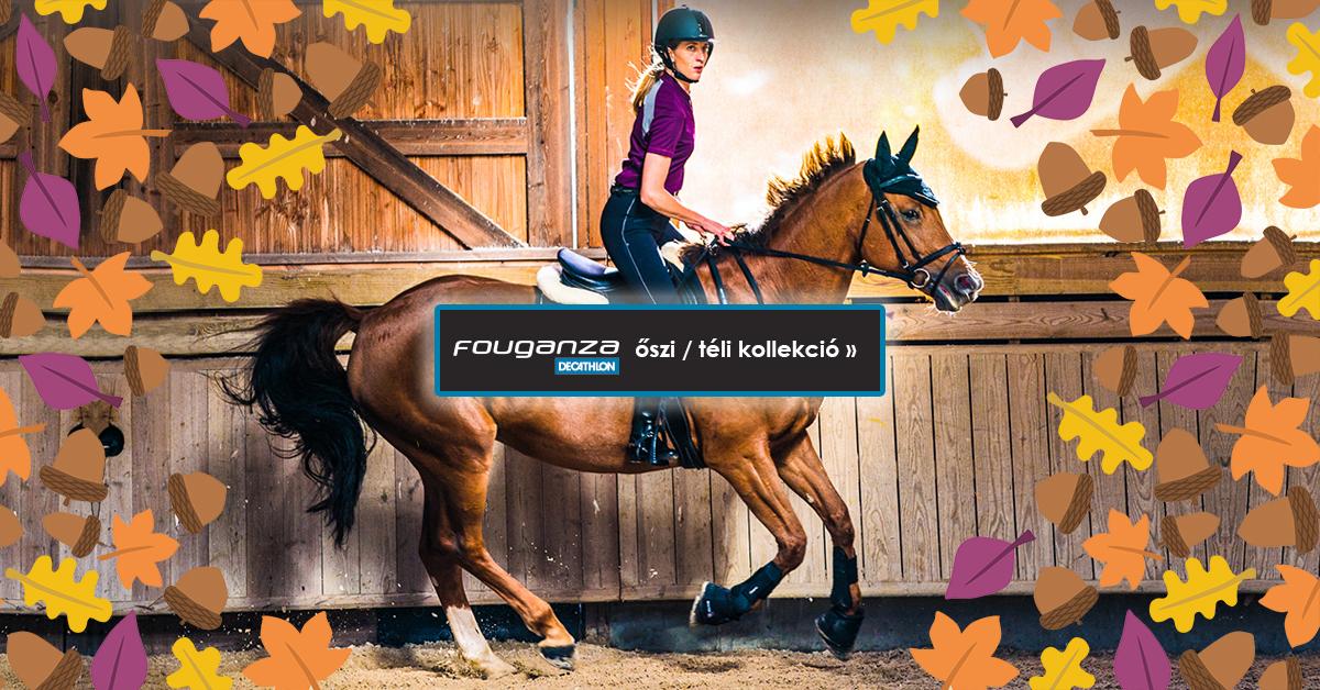 Megérkezett a Fouganza új őszi-téli kollekciója 8def5ed1ea